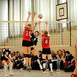 Sportfotografie, Volleyball