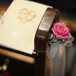 Hochzeitfotografie, in der  Kirche