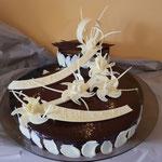 Himbeermouse- Chokolat Torte