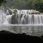 Auf geht's zu den berühmten Wasserfallkaskaden des Krka Nationalparks