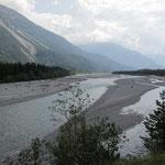 und den Lech, den letzten Wildfluss der Nord-Alpen