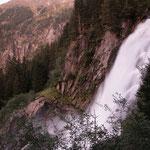 und besichtigen zum Sonnenuntergang die mächtigsten Wasserfälle Europas!