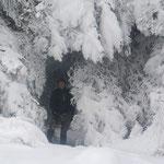An Schnee mangelt es oft nicht