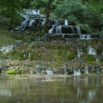 Ungarn - Naturtour - Die berühmte Wasserfallkaskade im Szalajka- Tal