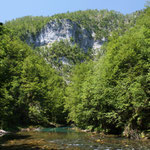 Wir starten im Risnjak Nationalpark