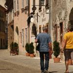 Ungarn - Naturtour - Spaziergang durch die Altstadt Soprons