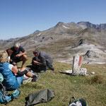 und picknicken mit grandiosen Ausblicken