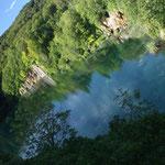 Es folgt eines der größten Naturwunder der Welt, der Plitvice Seen Nationalpark