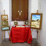 Personale presso le antiche carceri di Castiadas (1) - appena allestito