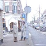Kennismaken met buurtbewoners  / getting to know local residents