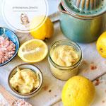 Zitronensalzpaste