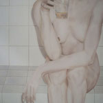"""Alkoholismus"" 2007 100 x 80cm"