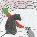 Родион К., 3а кл. Мышь и Крыса