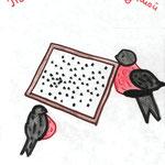 Анастасия Ш., 3а кл. А. Яшин. Покормите птиц зимой