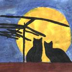 Иван Л., 3б кл. Лесная газета. Городские новости. Концерты на крышах