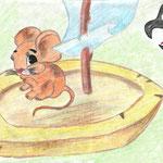 Иван Г., 3а кл. Мышонок Пик