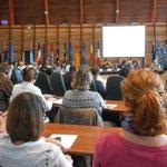 Oceania 21 meeting, 2èmeédition à la CPS à Nouméa