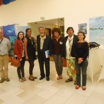 Avec le 1er ministre de Tuvalu