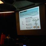 Présentation de STOP OGM Pacifique à l'atelier eau/agriculture