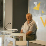 Dr. Jacques Pusset, chercheur au CNRS
