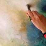 Mentre dipingo...