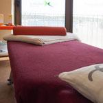 Behandlungsraum Rücken College Zwenkau