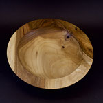 Shallow Walnut Bowl