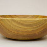 Cherry Wood Bowl / Kirschholzschale 20,5x5,5cm