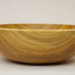 Cherry Wood Bowl / Kirschholzschale 20,5x5,5cm