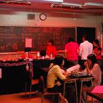2008年9月20日 茶陵祭 文化祭独特の雰囲気!