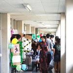 2008年9月20日 茶陵祭 チャイナドレス?