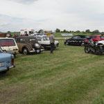 Fahrzeugausstellung