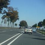 auf gehts Richtung Erfurt