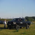 Sicherheitsdienst bei der Arbeit;)