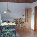 Ferienwohnung Muehlenblick  Wohnzimmer 3