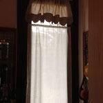 Cucina collezione campagna particolare tenda finestrella