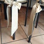 Cucina collezione campagna particolare fiocco sedia