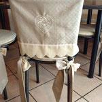Cucina collezione campagna particolare sedia