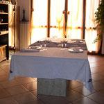 Tavolo sala collezione nautica