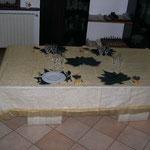 Tavolo sala collezione autunno