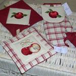 Set accessori cucina collezione rustica