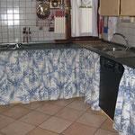 Cucina toile de jouy