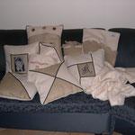 Set cuscini collezione campagna