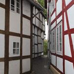 Gasse am alten Kirchplatz
