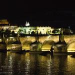 Karlsbrücke. - Prag