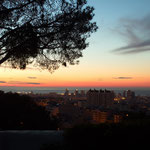Sonnenaufgang in Barcelona - Parc Guell