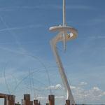 Funkturm auf dem Olympiagelände