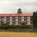 Die alte Carlshütte in Buchenau.