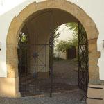 Das Kloster steht offen