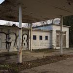 Tankstelle. - Kreis Gütersloh